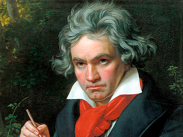 a biography of ludwig von beethoven
