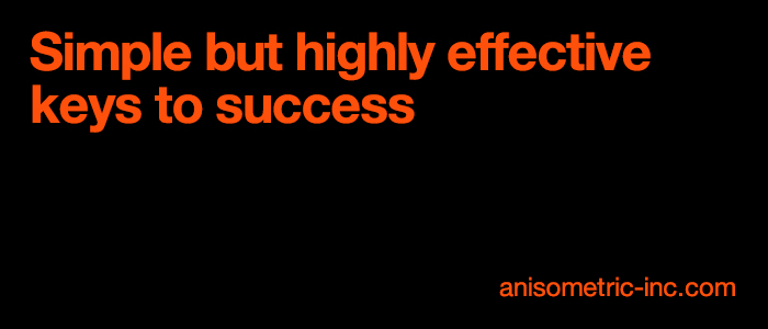 simple_effective_keys_to_success