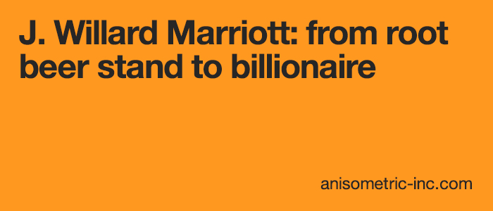 J.Willard.Marriott
