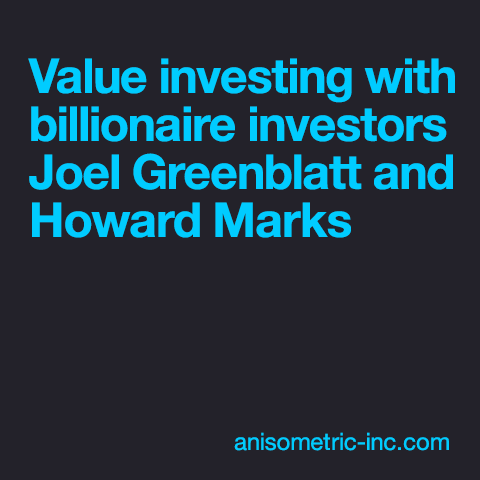 Billionaire howard marks